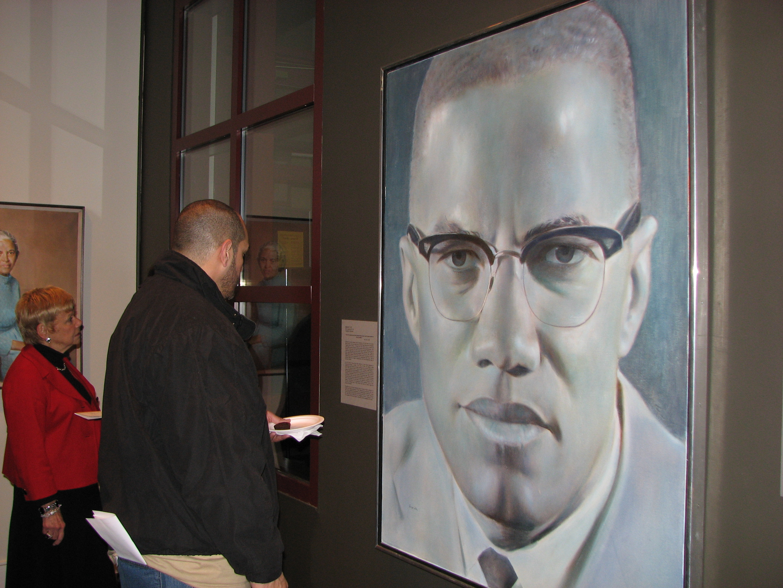 Malcolm X at Mattatuck