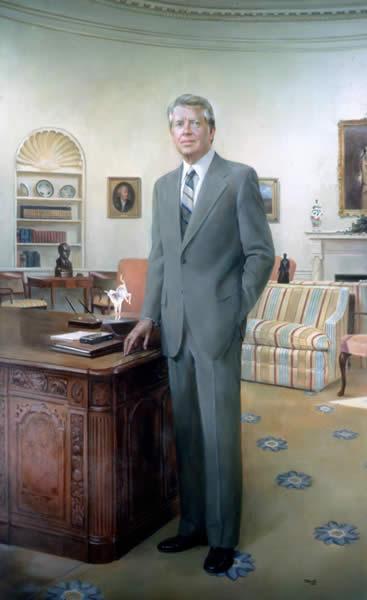 PresidentCarter-HallOfPresidents