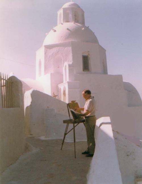 Robert_in_Santorini