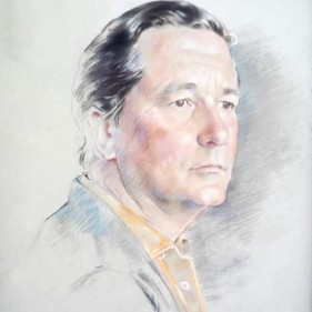 WilliamStyronPastel